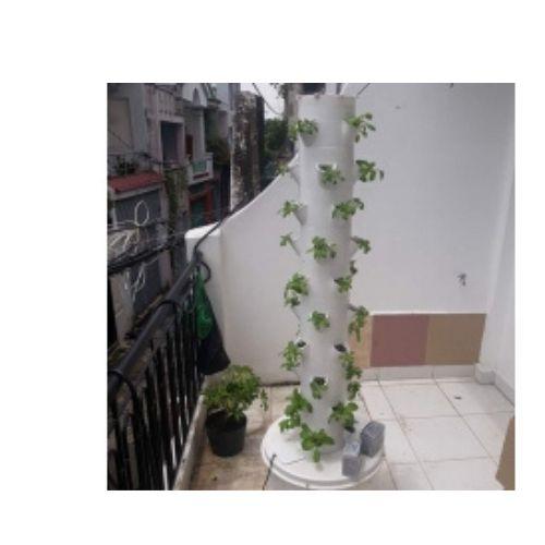 trụ trồng rau thủy canh
